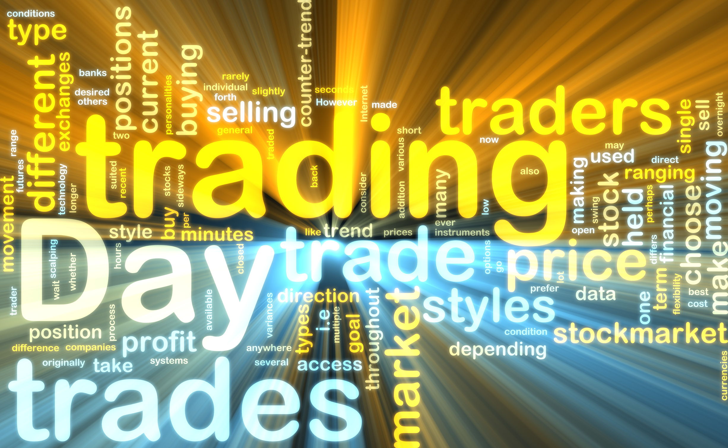 Trading by internet